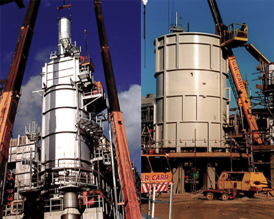 Petrochemical Projects G R Carr Mechanical Engineering